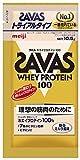 ザバス(SAVAS) ホエイプロテイン100 香るミルク味 トライアルタイプ 10.5g×6袋
