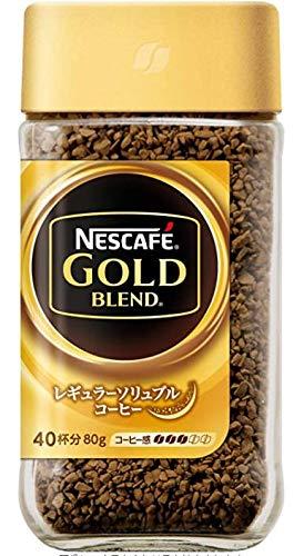 【まとめ買い3個】ネスカフェ ゴールドブレンド 80g