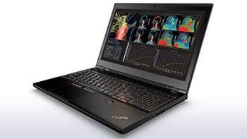 "Lenovo ThinkPad P50 Mobile Workstation Laptop - Windows 10 Pro - Intel i7-6820HQ, 16GB RAM, 512GB SSD, 15.6"" FHD IPS (1920x1080) Display, NVIDIA Quadro M2000M (Renewed)"