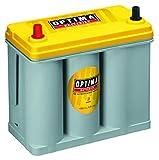 Optima (8171-767 DS46B24R Yellow Top Prius Battery