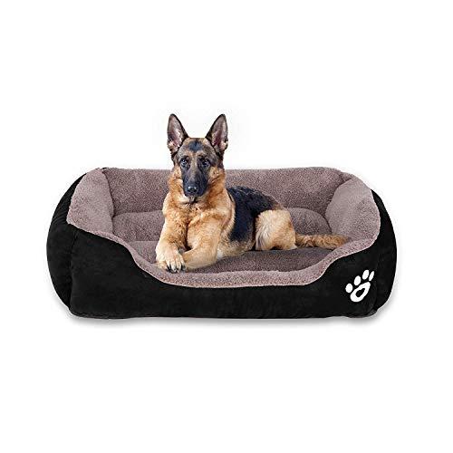 FRISTONE Waschbar Hundebett für kleine und große Hunde Hundekorb Weich L XL…