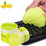 Keyboard Cleaner Universal Cleaning Gel for PC Tablet Laptop Keyboards, Car Vents, Cameras, Printers, Calculators from ColorCoral 160G