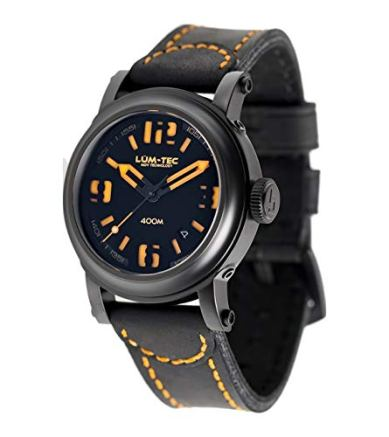 Lum-Tec Abyss 400M-4 (42mm) Automatic Limited Edition