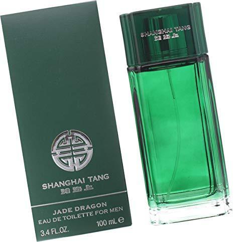 Jade Dragon by Shanghai Tang for Men 3.4 oz Eau De Toilette Spray