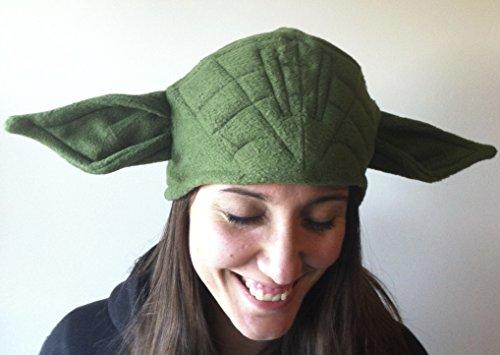 Cappello ispirato Maestro Yoda