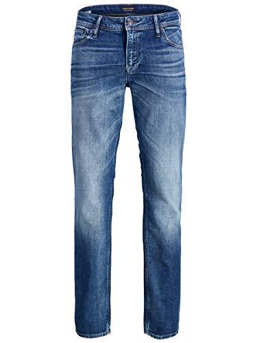 JACK & JONES Herren Regular fit Jeans Clark ORIGINAL JOS 178 3234Blue...