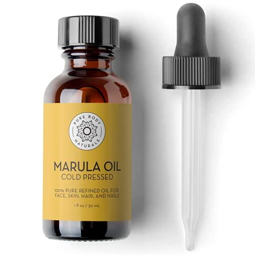 Pure Body Naturals Marula Facial Oil, 1 Fluid...