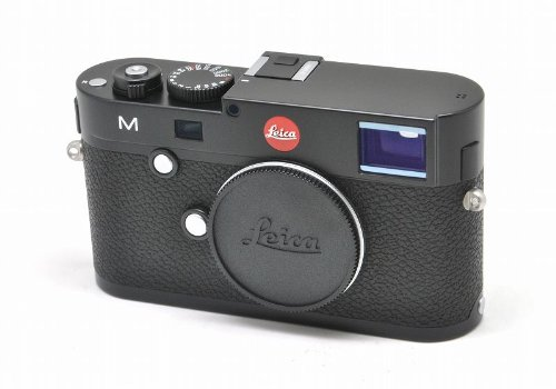 Leica ミラーレス一眼 ライカM ボディ 2400万画素 ブラック 10770 (レンズ別売)