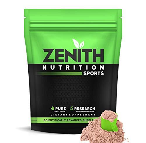 Zenith Nutrition Mass Gainer++ with Enzyme blend   17gm Protein   51gm Carbs   Added Glutamine   Lab...