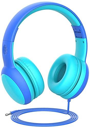 Gorsun Auriculares para niños, Volumen Limitado en el oído...