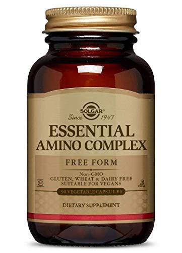 Solgar  Essential Amino Complex, 90 Vegetable Capsules