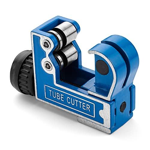 Loreso Mini Copper Pipe Tubing Cutter - Mini Tube...
