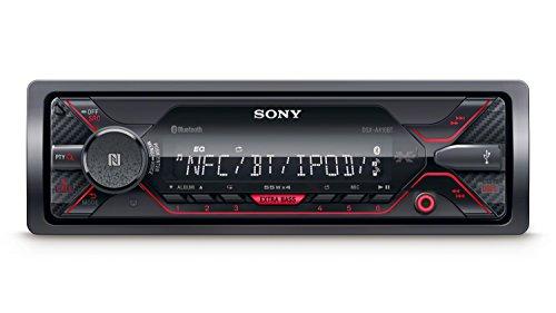 Sony DSX-A410BT MP3 Autoradio (Dual Bluetooth, NFC, USB, AUX Anschluss, Beleuchtung, 4 x 55 Watt,...