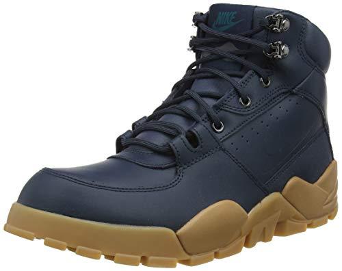 Nike Rhyodomo, Zapatillas de Gimnasio Hombre, Deep Ocean/geode Teal/Smoke Grey/Deep Ocean, 46 EU