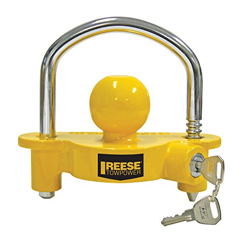 REESE Towpower 72783 Universal Coupler Lock, Adjustable...