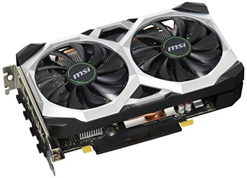 MSI GeForce RTX 2060 SUPER VENTUS XS J OC グラフィックスボード VD7099
