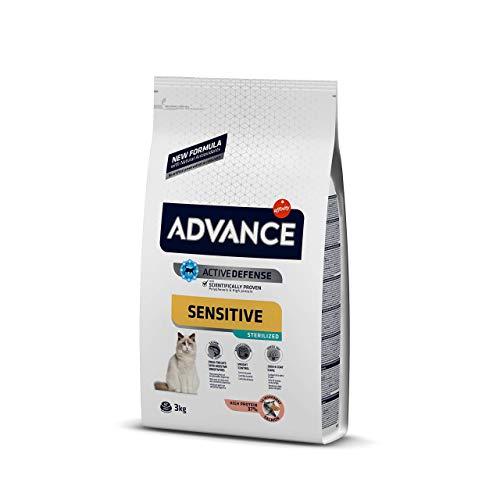 Advance Sensitive Pienso para Gato Esterilizado Adulto con S