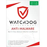 WatchDog PC Anti-Malware / Anti-Virus Advanced Malware Detection and Removal DVD 1-Year / 1-PC Real Time Protection Effective Rootkit, Bootkit and Ransomware Detection and Removal Live Tech Support