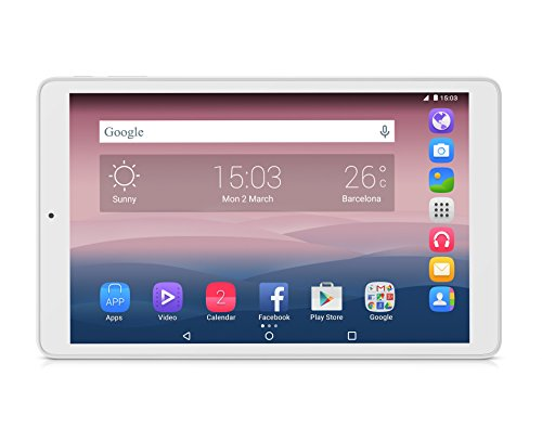 Alcatel One Touch Pixi3 Tablet, Display IPS TFT da...