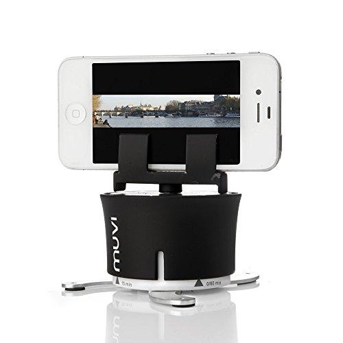 スペックコンピュータ muvi X-LAPSE エックスラプス iPhone スマートフォン タイムラプス動画撮影 SP1579 ブラック