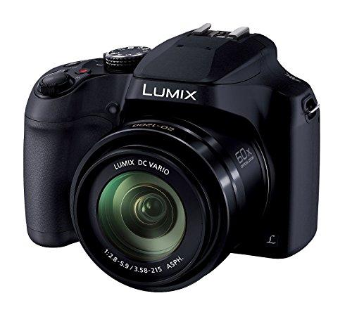 パナソニック デジタルカメラ ルミックス FZ85 ブラック DC-FZ85-K