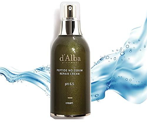 D'Alba Piedmont Peptide No Sebum Repair Cream