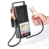 OEMTOOLS 24338 100A Battery Load Tester & Voltage Tester, Easy-to-Use Car Battery Tester, Works On Trucks, RVs, Golf Carts
