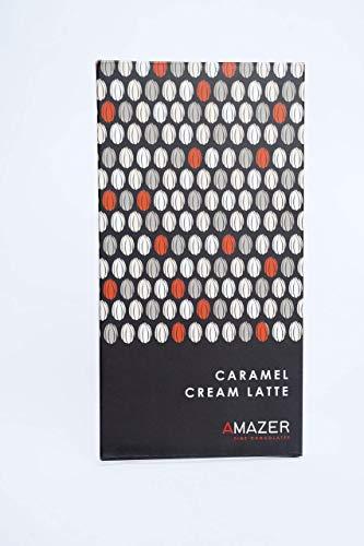 Amazer Nutritional Chocolate Bar Caramel Cream Latte 80 GMS Nutritious, Healthy, Delicious Taste,...