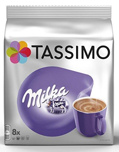 Tassimo Milka Chocolate - Chocolate Caliente de Milka 5 paqu