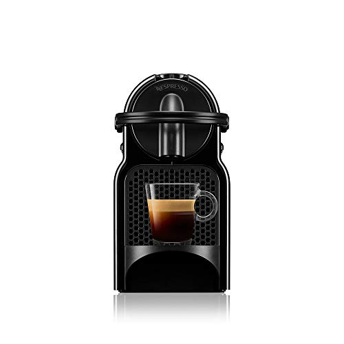 Nespresso Inissia, Coffee Machine, 110V, Black