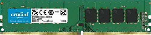 Crucial CT8G4DFS824A - Memoria RAM de 8 GB (DDR4, 2400 MT/s,...