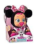 IMC Toys - Bebés Llorones, Minnie (97865)