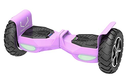 Swagtron Swagboard Outlaw T6 Off-Road Hoverboard - First in The World to Handle Over...