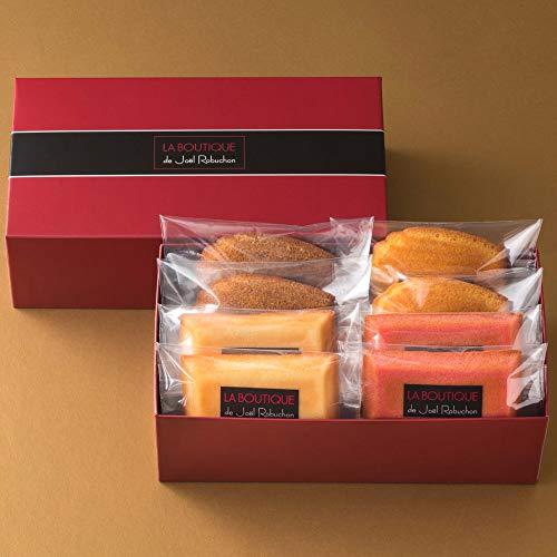 【ご贈答】ジョエル・ロブション アソートメント 焼き菓子 8個入り Robuchon