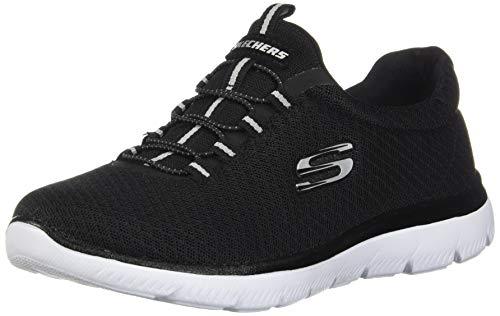Skechers Summits Black/White 6.5