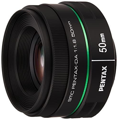 PENTAX 望遠単焦点レンズ DA50mmF1.8 Kマウント APS-Cサイズ 22177