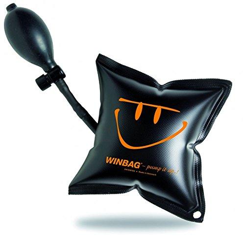 Winbag 508000001 Coussin gonflable, Noir