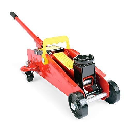 Casper Car Jack (2 ton) Car Hydraulic Floor Jack Trolley Jack for All Cars