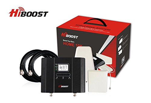 HiBoost 10K - Cell Phone Signal Booster...