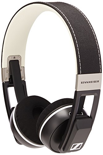Sennheiser Urbanite On-Ear Kopfhörer (für iPhone/iPad/iPod), schwarz