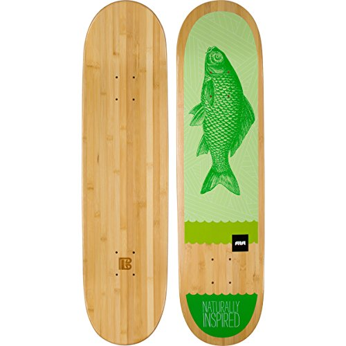 Bamboo Skateboards Can't Skate Graphic Skateboard Deck, 7.75' x 31.5'