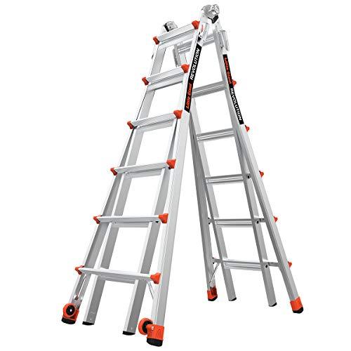 Little Giant Ladders, Revolution, M26, 8-22 foot,...