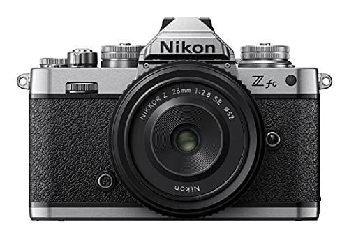 Nikon ミラーレス一眼カメラ Z fc Special Edition キット NIKKOR Z 28mm f/2.8 SE付属 ZfcLK28SE