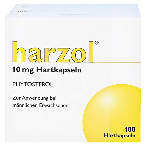 Harzol 10 mg Hartkapseln, 200 St