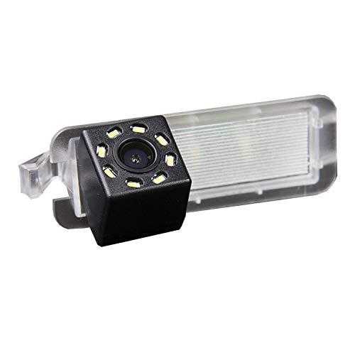HD 720p Telecamera per la retromarcia Telecamera Posteriore Retrocamera Impermeabile Fotocamera Visione Notturna per Jeep Compass Grand Commander 2017 2018 2019 MP/552
