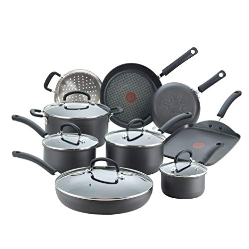 Best Hard Anodized Nonstick Cookware Set for coil stove
