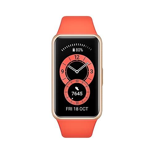 Huawei Band 6 - Fitness Tracker Amber Sunrise