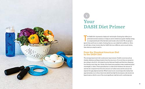 The 28 Day DASH Diet Weight Loss Program: Recipes and Workouts to Lower Blood Pressure and Improve Your Health 7