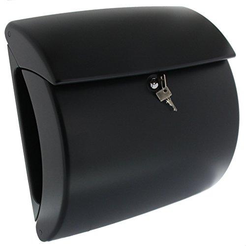 BURG WÄCHTER Kunststoff Briefkasten PEARL 886 Granit