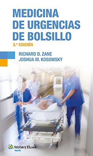 Medicina de urgencias de bolsillo (Manual De Bolsillo)